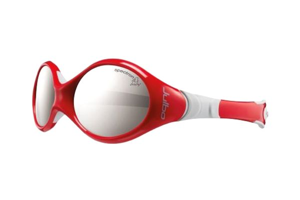 Julbo Junior Looping 1 J1892313C SP4 Sonnenbrille in rot/grau - megabrille