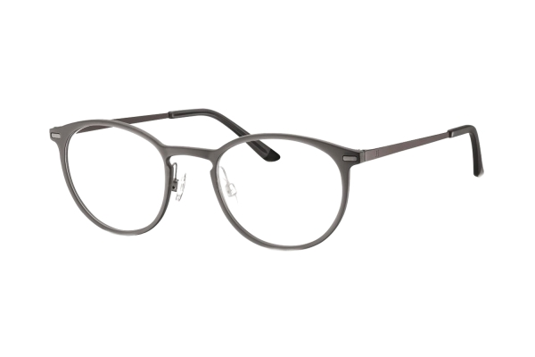 Humphrey's 581031 30 Brille in grau transparent - megabrille