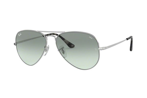 Ray-Ban Aviator Metal II RB 3689 9149AD Sonnenbrille in silver - megabrille
