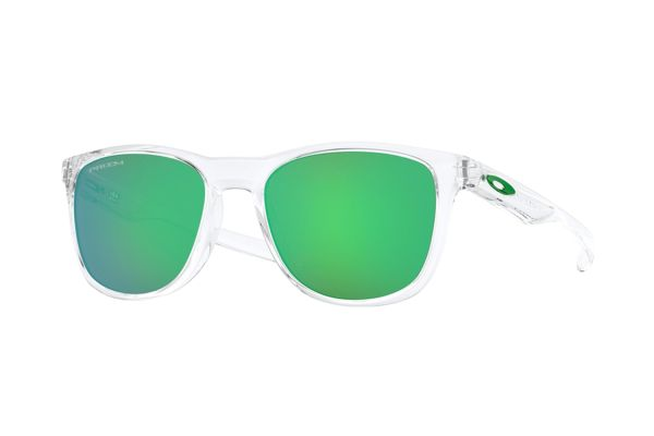 Oakley Trillbe X OO9340 17 Sonnenbrille in polished clear - megabrille