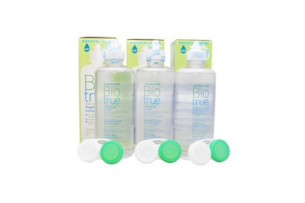 Bausch & Lomb Biotrue Multipack 3x 300ml - Pflegemittel