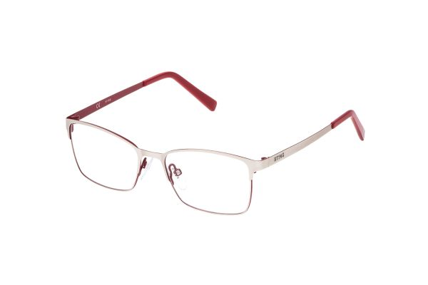 Sting Junior VSJ401 0Q05 Kinderbrille in palladio semiopaco - megabrille