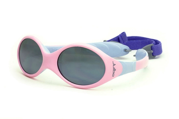 Julbo Junior | Looping 2 J332119C SP4 Sonnenbrille in rosa / blau - megabrille