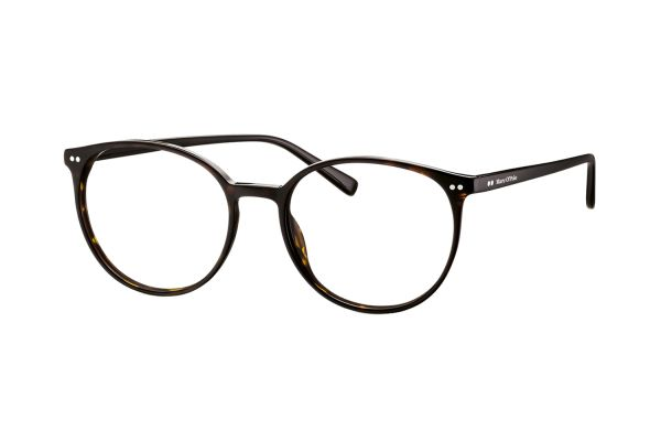 Marc O'Polo 503137 60 Brille in dunkelhavanna - megabrille