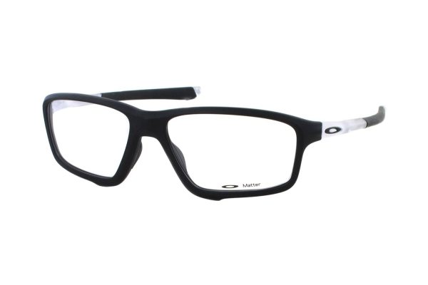 Oakley Crosslink Zero OX8076 03 Brille in matte black - megabrille