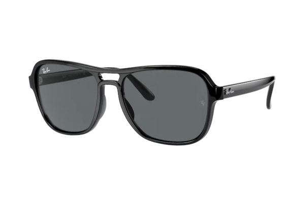 Ray-Ban State Side RB 4356 601/B1 Sonnenbrille in black - megabrille