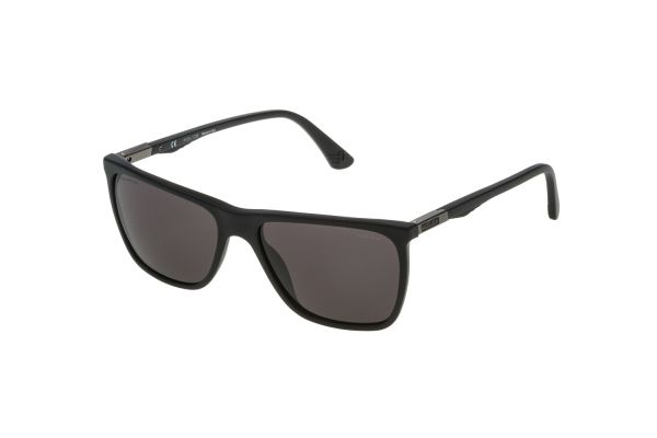Police Brooklyn 2 SPL362 703P Sonnenbrille in nero opaco - megabrille