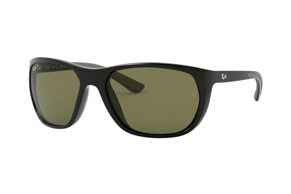 Ray-Ban RB 4307 601/9A Sonnenbrille in black - megabrille