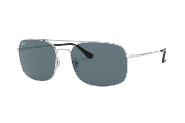 Ray-Ban RB 3611 003/R5 Sonnenbrille in silver - megabrille